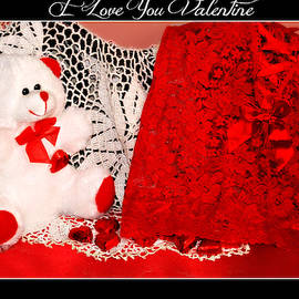 I Love You Valentine by Marilyn DeBlock