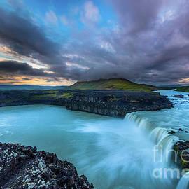 Icelandic Evening by Inge Johnsson