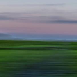ICM Sunrise  by Stephen Jenkins