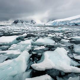 Icy Channel by Jan Fijolek
