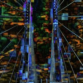 If The QE2 Bridge Were Sci Fi   by Leigh Smith