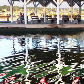 IH Pavilion Reflection by Frank Parisi