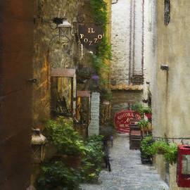 IL Pozzo - Rome by Mary Machare