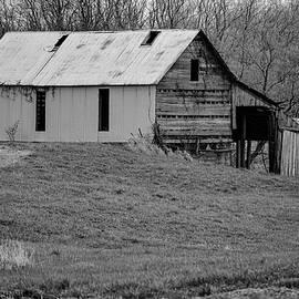 Illinois Barn by Dwight Eddington
