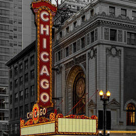 Iluminated Chicago by Enzwell Designs