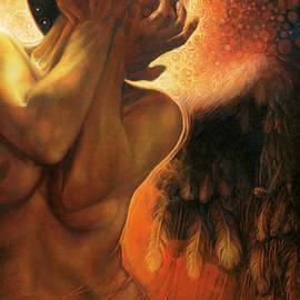 Im in the shadow of you by Graszka Paulska
