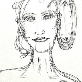 Images from my personal sketchbook  - Making Time by Debora Lewis