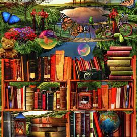 Imagination through Reading Books by Debra and Dave Vanderlaan