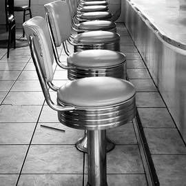 Imma Jean's Cafe by Jerry Cowart