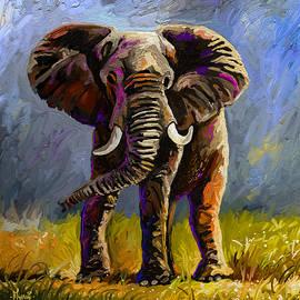 Impressive Jumbo by Anthony Mwangi