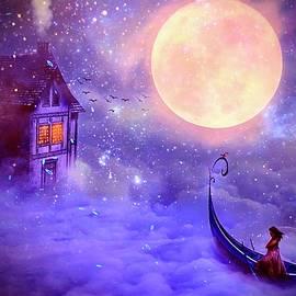 In A Dream by KaFra Art
