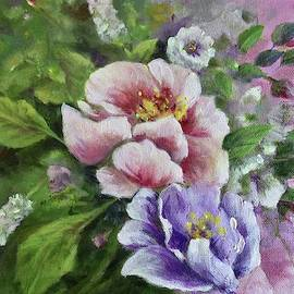 In Bloom II by Anne Barberi