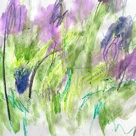 In bloom by Melissa Mintz