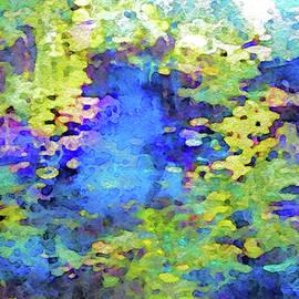 In Monet's Garden by Susan Maxwell Schmidt