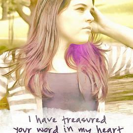 In My Heart by Michelle Greene Wheeler