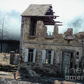 In Ruins by Jutta Maria Pusl