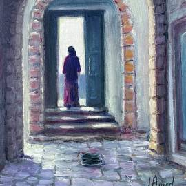 In the end of the way , it is my grandmother home by Laila Awad Jamaleldin