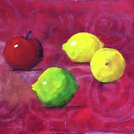 In the Kitchen by Nancy Merkle