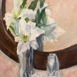 In the Mirror by Carol Hopper