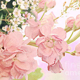 In The Pink Florals by Diann Fisher