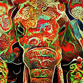 Indian Elephant by Susan Maxwell Schmidt