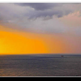 Indian sunset - 4491 by Panos Pliassas