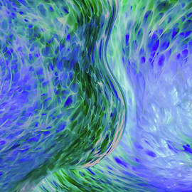 Infinity Abstract  by Terry Walsh