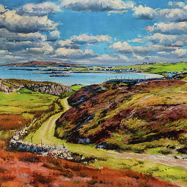 Inishbofin East by Conor McGuire