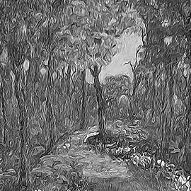 Ink Into the Woods by Annette Laurel Batchelor