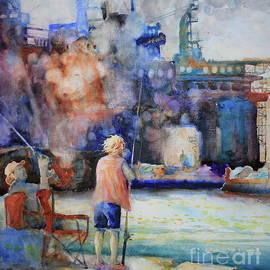Intercoastal Canal - Port A by Marsha Reeves