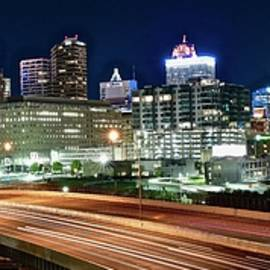Interstate 71 Cincinnati View by Frozen in Time Fine Art Photography