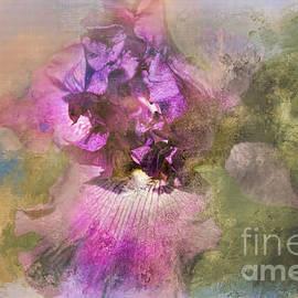 Iris Unfolding by Joan Bertucci