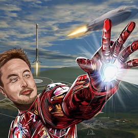 Iron Musk by Doug LaRue