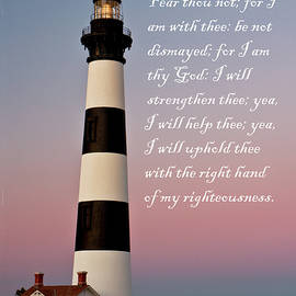 Isaiah Forty One Verse Ten by Harriet Feagin Photography