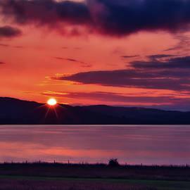 Isle Of Mull Sunset #3 - Scotland by Stuart Litoff