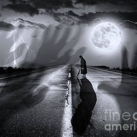 It Was A Dark And Stormy Night Once Again by Bob Christopher