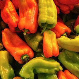 Italian Market Pepper Colors by Bob Phillips
