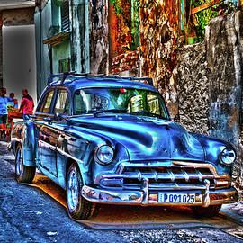 It's a Blue Car by Randi Grace Nilsberg