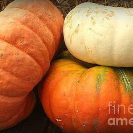 It's Pumpkin Time by Dora Sofia Caputo