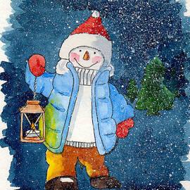 It's Snowman Season by Margaret Bucklew