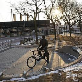 Jack Layton Ferry Terminal by Maria Faria Rodrigues