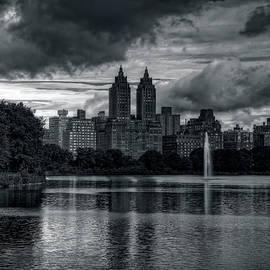Jackie Kennedy Onassis Reservoir, Central Park New York