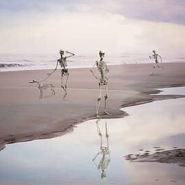 Jacksonville Beach Revenants by Spadecaller