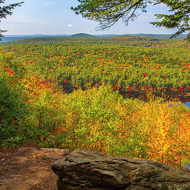 Jacobs Hill Reservation by Juergen Roth