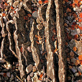 Jagged Little Rocks by Mary Mikawoz