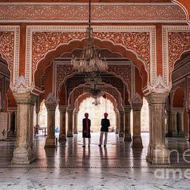 Jaipur City Palace by Aaron Choi