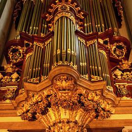 Janskere Pipe Organ by Bob Phillips