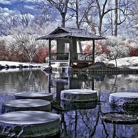 Japanese Prayer Room by Anthony M Davis