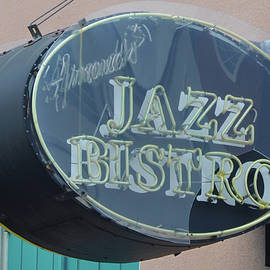 Jazz Bistro - New Orleans by Bill Cannon