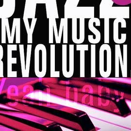 Jazz Revolution by Carl Bradford